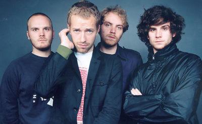 Accordi chitarra Coldplay
