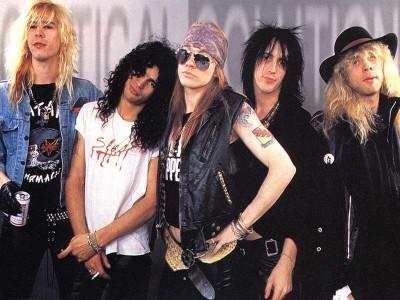 Accordi per chitarra Guns N' Roses