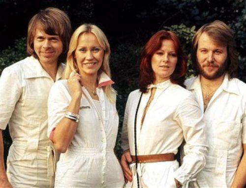 Gli accordi di Super Trouper degli ABBA