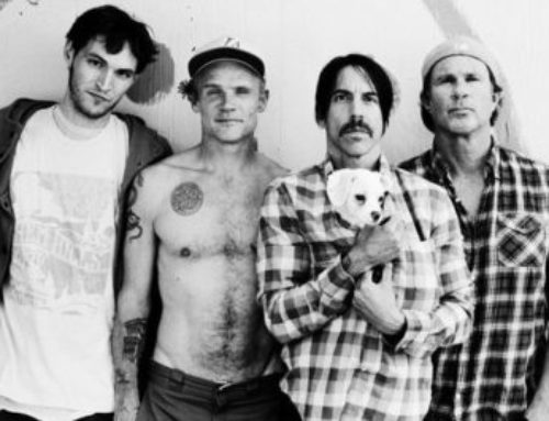 Gli accordi di Californication dei Red Hot Chili Peppers