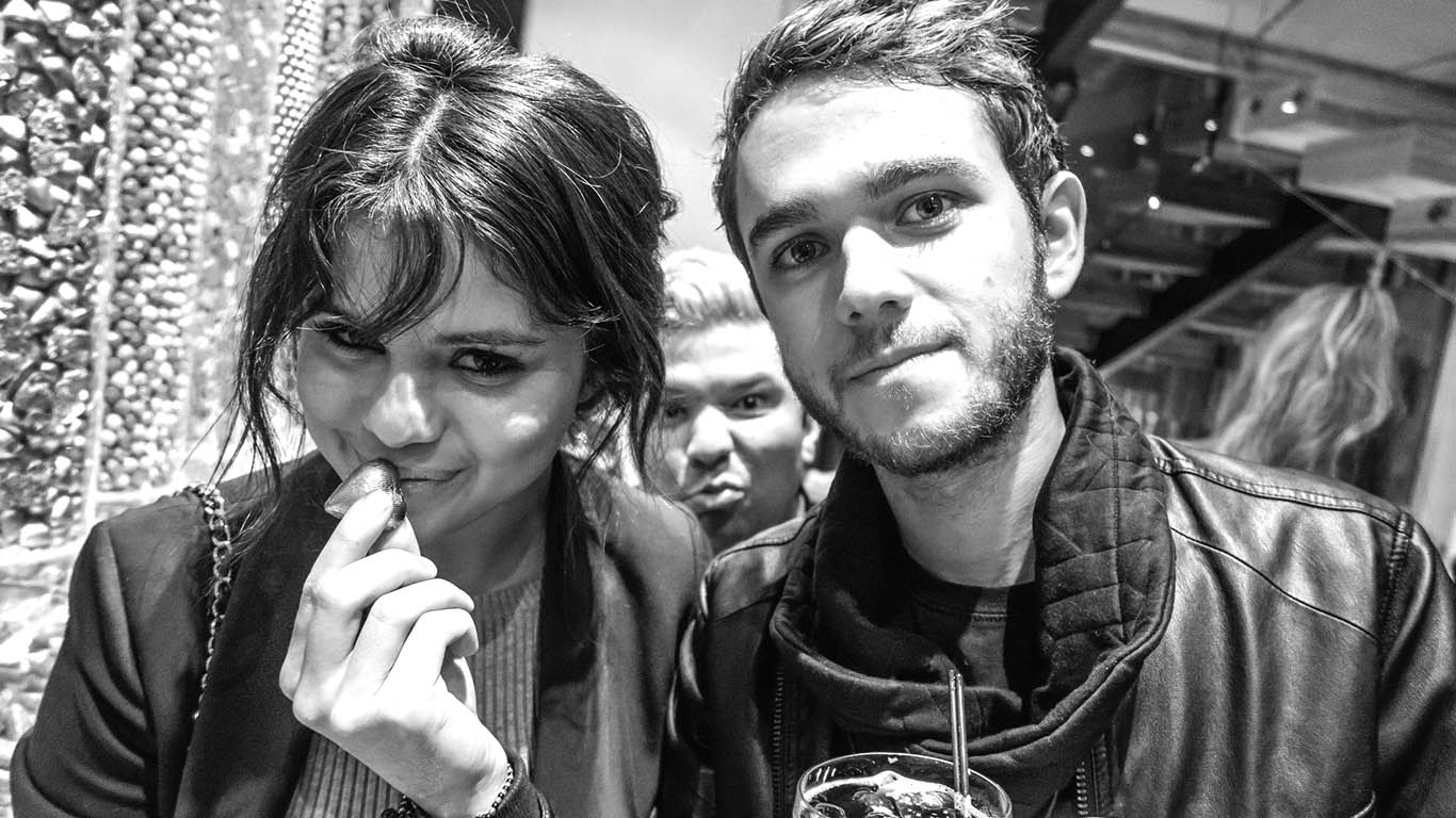 Zedd feat Selena Gomez