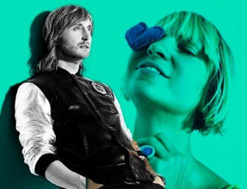 Gli accordi di She Wolf di David Guetta Feat Sia