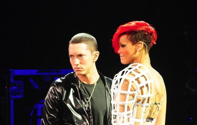 Eminem ft. Rihanna
