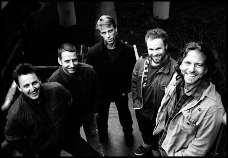 Accordi per chitarra Pearl Jam