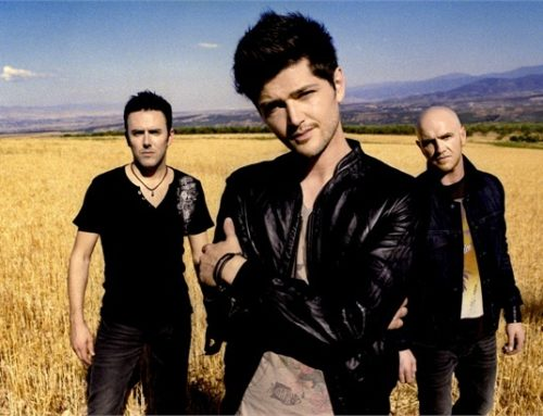 Gli accordi di Man On A Wire The Script