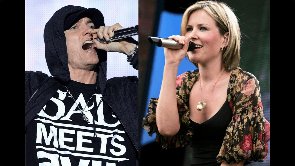 Eminem featuring Dido