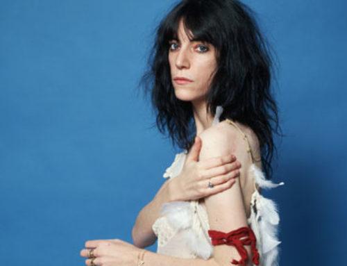Gli accordi di Because The Night di Patti Smith
