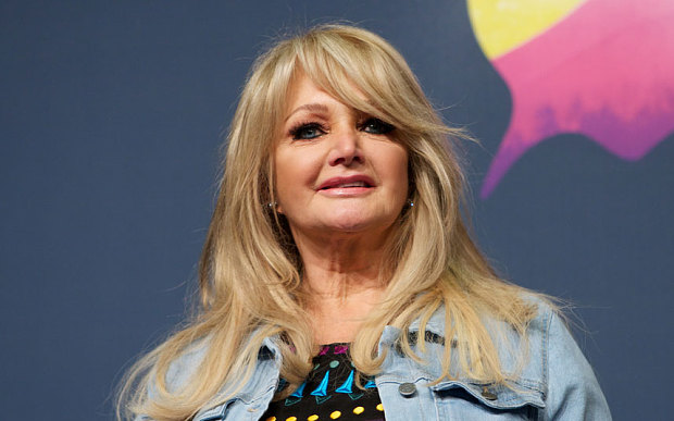 Accordi canzoni Bonnie Tyler