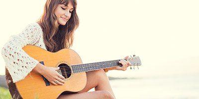 Canzoni facili da suonare con la chitarra