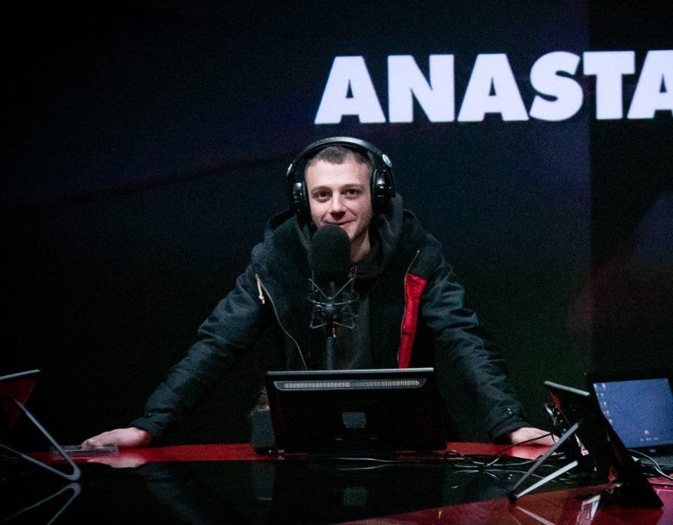 Accordi La fine del mondo Anastasio
