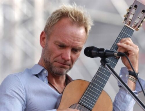 Brand New Day accordi Sting