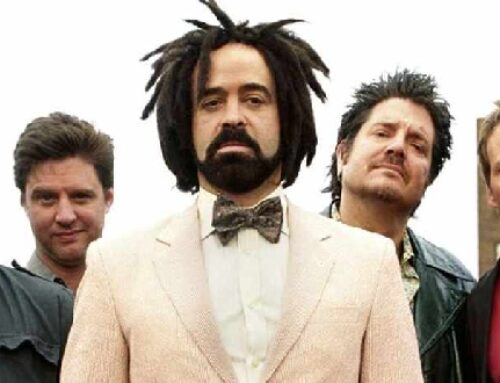 Mr. Jones accordi canzoni chitarra Counting Crows