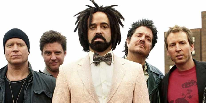 Counting Crows accordi